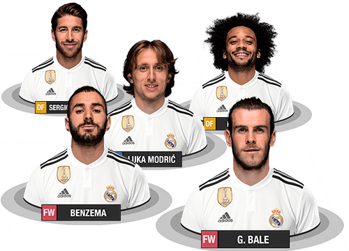 Real Madrid Fantasy Manager 2019