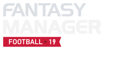 Fantasy Manager game logo