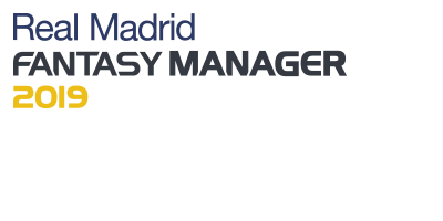 Real Madrid Fantasy Manager game logo