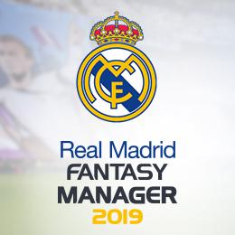 Real Madrid Fantasy Manager