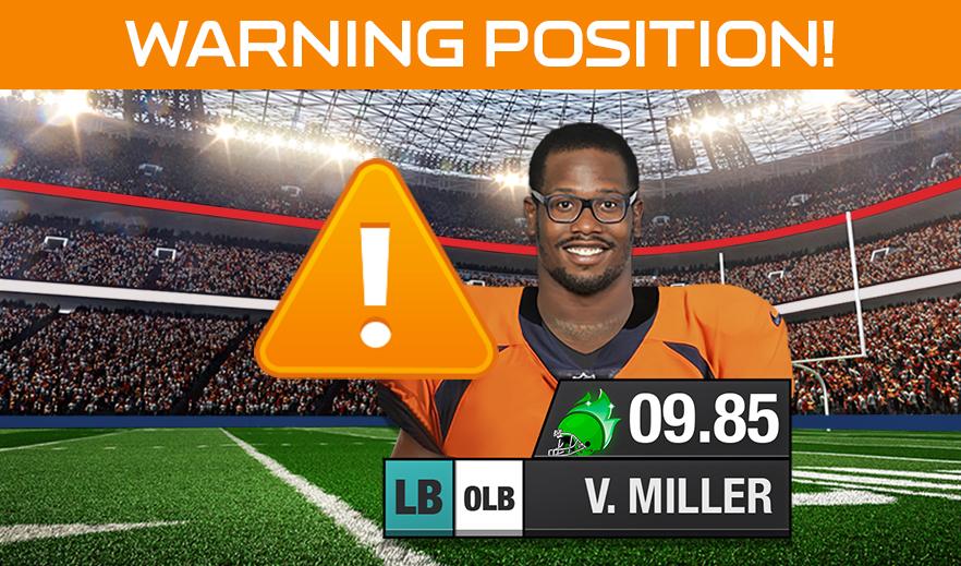 NFL MANAGER WARNING POSITION