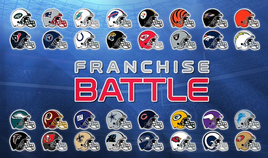 NFL MANAGER FRANCHISE BATTLE