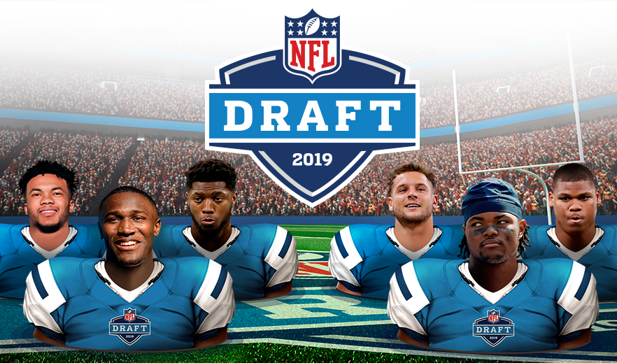 NFL MANAGER - DRAFT