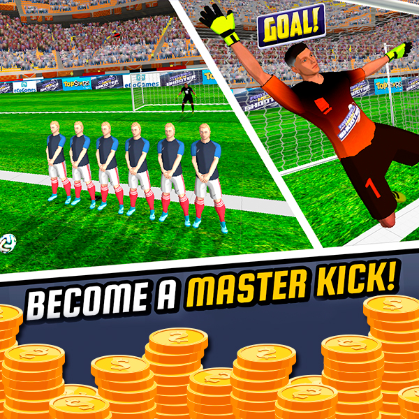 Football Kick Shooter eSports juego