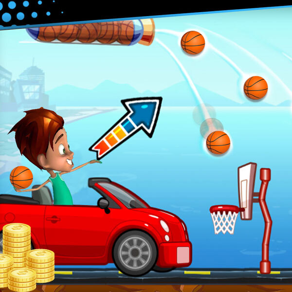 Epic Basketball Clash eSports juego