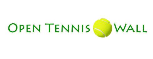 Open Tennis Wall logo